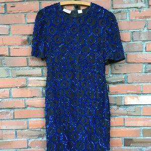 Dresses & Skirts - Denise Elle Beaded cocktail dress